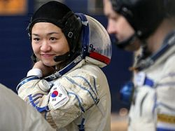 Россия запретила южнокорейскую рекламу в космосе