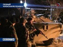 В Чечне произошел крупный ночной бой