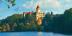 Замки Чехии открываются для посетителей