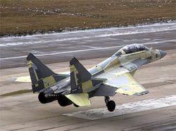 Серийный МиГ-29КУБ совершил первый полет