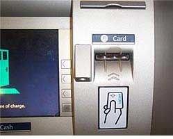 Банкомат принял фальшивые купюры на 125 тысяч рублей