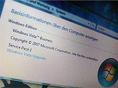 Первые отзывы о Windows Vista SP1 – проблем больше, чем исправлений?