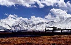Самый комфортабельный поезд в мире ходит в Тибет