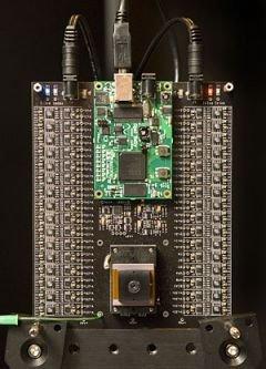 Создана фотокамера, состоящая из 12 616 оптических линз
