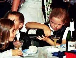Как предотвратить употребление детьми спиртных напитков в школе?