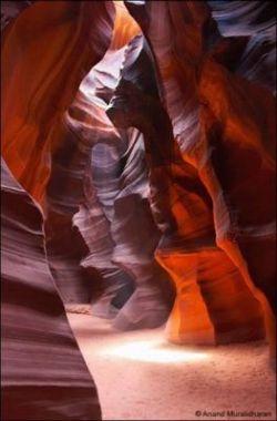 Каньон Антилопы (Antelope Canyon) погубил 11 фотографов (фото)