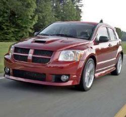 Dodge будет продавать в России заряженный Caliber SRT4