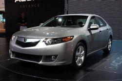Acura представила новую TSX