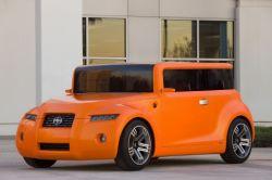 Новый Hako Coupe Concept от Scion