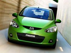 """Mazda2 стала \""""Всемирным автомобилем года - 2008\"""""""