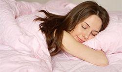 Для эффективного похудения надо нормально высыпаться