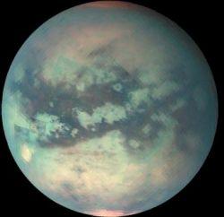 На Титане нашли океан воды