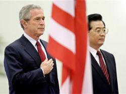 Джордж Буш посетит Китай несмотря на события в Тибете