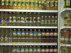 Казахстан запретил вывоз растительного масла