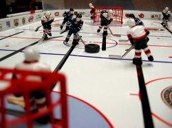 В Москве пройдет элитный турнир по настольному хоккею