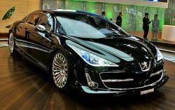 Peugeot готовит преемника модели 607