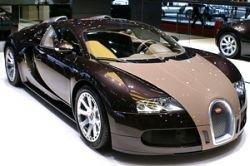 Самые роскошные автоновинки 2008 года