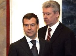 Сергея Собянина рассматривают в преемники Медведева, а Якушева – в главы администрации президента