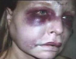 Полицейский изуродовал девушку прямо в участке (видео)