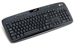 Genius G-KB220e - водостойкая клавиатура