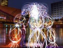 Проект Liquid Space: высокие технологии и искусство