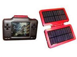 Медиаплеер на солнечных батарейках EM-SOL1GIG PMP от eMotion