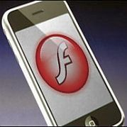 Flash для iPhone создать невозможно?