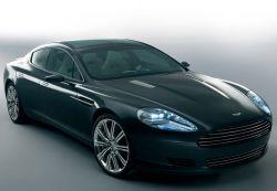 Aston Martin запустит серийное производство седана Rapide
