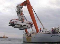 НАТО испытало аппарат для эвакуации экипажей подлодок
