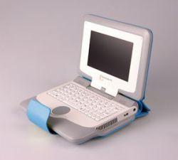 Intel анонсировала ультрабюджетный ноутбук для детей из развивающихся стран