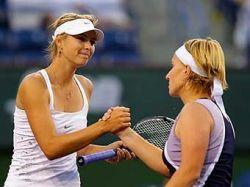 Светлана Кузнецова нанесла Марии Шараповой первое поражение в сезоне
