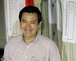 На выборах в Тайване победил кандидат от оппозиции
