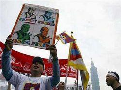 """В Древней Олимпии готовятся противостоять \""""Тибетской свободе\"""""""