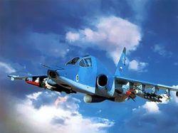 На День Победы штурмовикам Су-25 разрешат подняться в воздух