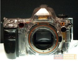 Новая 25-мегапиксельная камера от Sony Alpha A900 появится уже к началу осени
