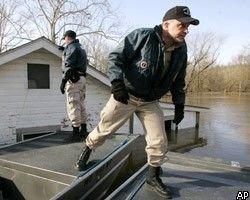 В США в результате проливных дождей погибли 16 человек