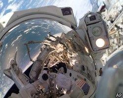 Астронавты Endeavour вышли в космос в последний раз