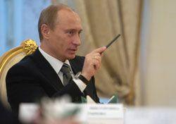 Опрос: Владимир Путин не справился с коррупцией, но его политика устраивает 70% населения