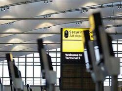 Руководство аэропорта Хитроу предупредили о незаконности биосканирования пассажиров