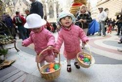 Католики и протестанты всего мира отметили Пасху (фото)
