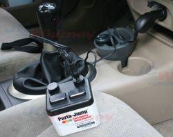 Porta-Jump - спасение для разрядившегося автомобильного аккумулятора
