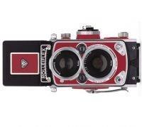 Реинкарнация знаменитой камеры Rollei Twin Lens Reflex