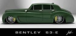 В США восстановили ретро-Bentley
