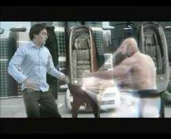 Интересные футуристические ролики от Rexona (видео)
