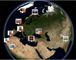 Выходит вторая версия Geophoto - вашего фотоальбома на земном шаре