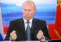 Владимир Путин распорядился помочь Косово
