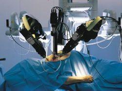 Ученые расширили возможности хирургических роботов