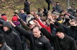 Разжигание межнациональной резни: в начале года московские скинхеды убили 18 человек, а ранили 40