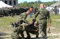 В армии прибавится психбольных и ВИЧ-инфицированных