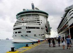 Морской круизный лайнер Liberty Of The Seas (фото)